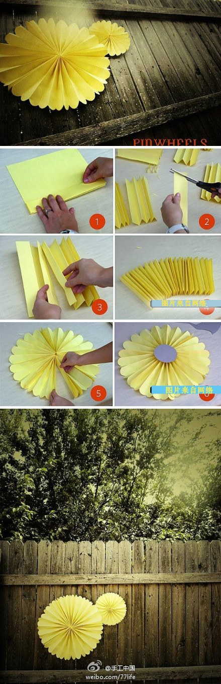 decoracion-fiestas-facil-papel-DIY-muy-ingenioso-2