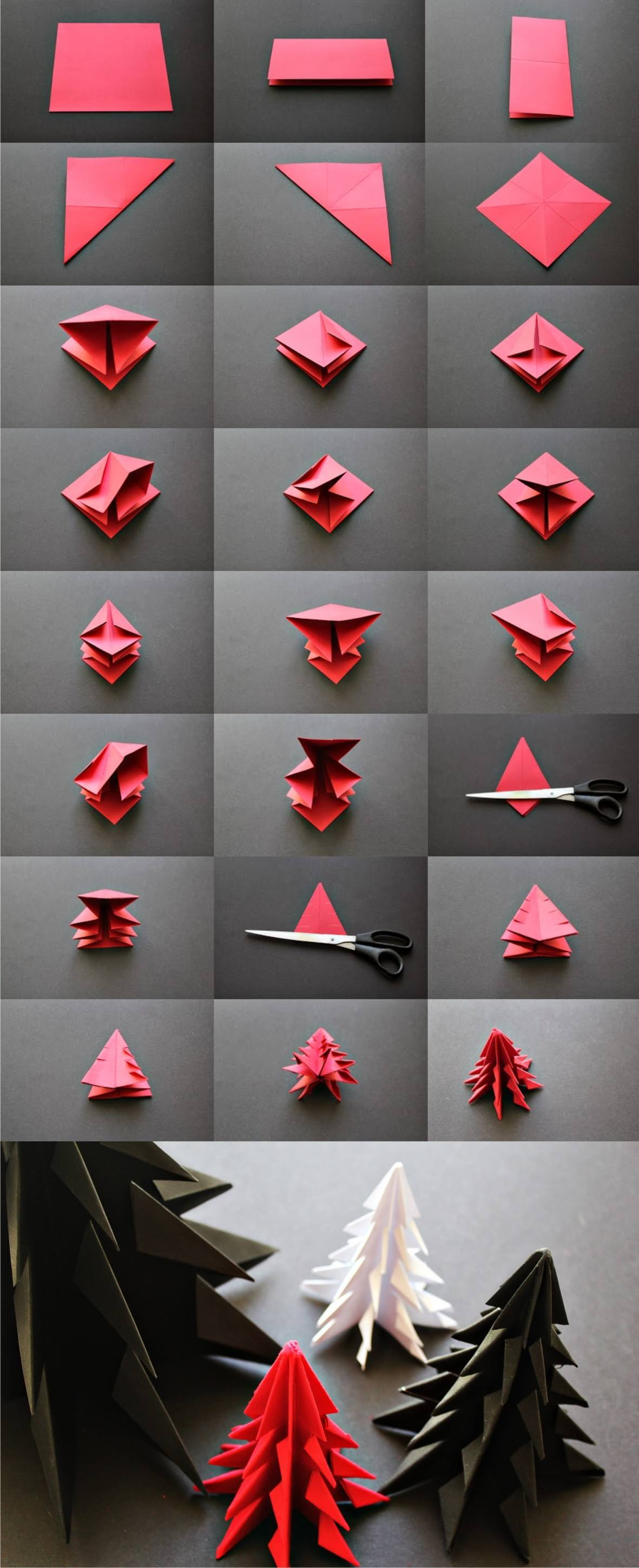 Origami Decoracion Navidad ~ reads Pinterest Facebook Twitter WhatsApp Google+ LIKES